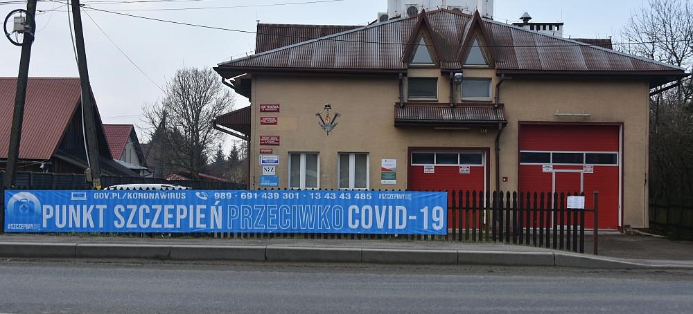 Dodatkowe punkty szczepień w gminie Brzozów! (VIDEO)