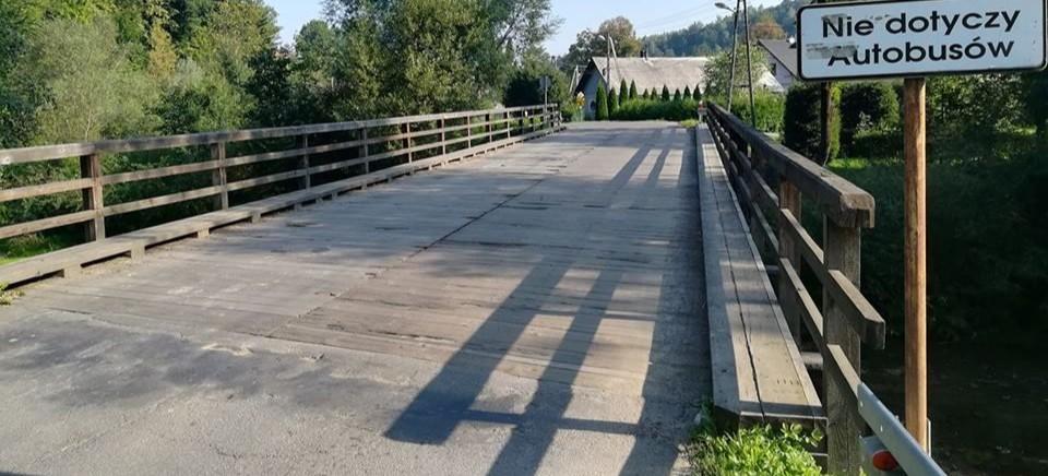 POWIAT SANOCKI: Czy powstanie nowy most w Tarnawie Górnej?