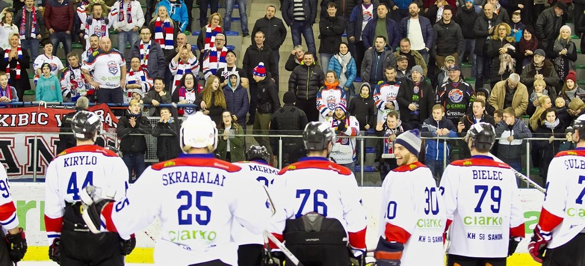 Sanocki hokej ponownie na Słowacji. Zagramy w 2. lidze