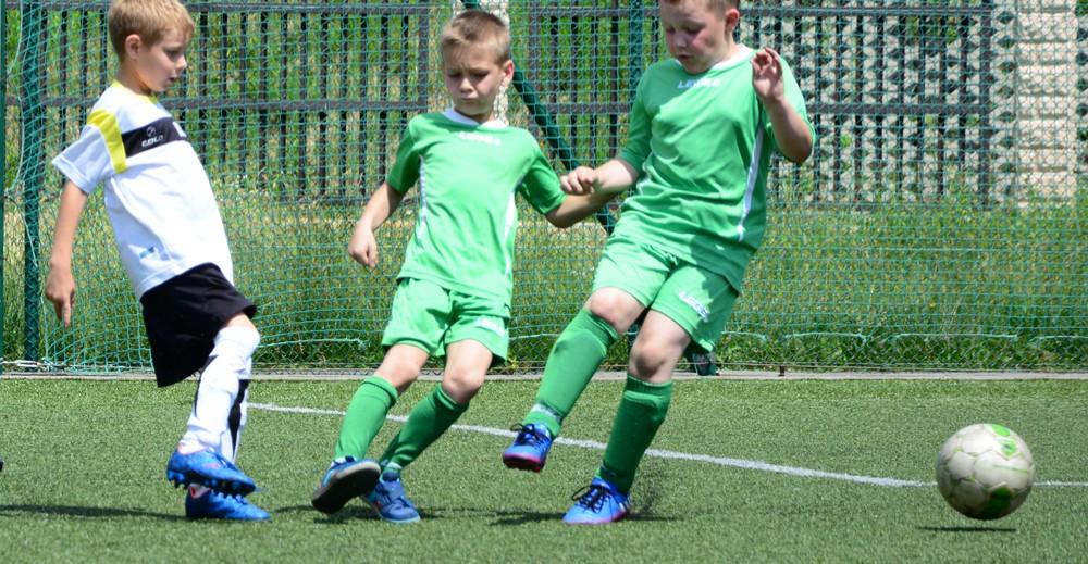 Piłkarski festiwal w Gminie Rymanów i Zarszyn