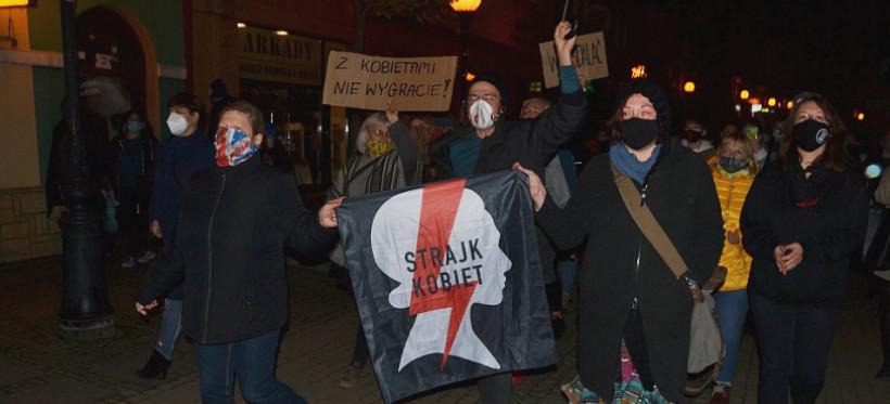 RZESZÓW. W poniedziałek protest kobiet pod pomnikiem Czynu Rewolucyjnego