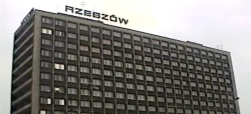 Zobacz Rzeszów sprzed 26 lat! Wyjątkowe nagranie! (WIDEO)