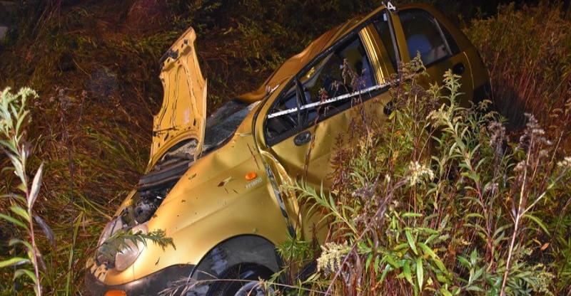 Pijany kierowca spowodował wypadek. Zginął pasażer (FOTO)