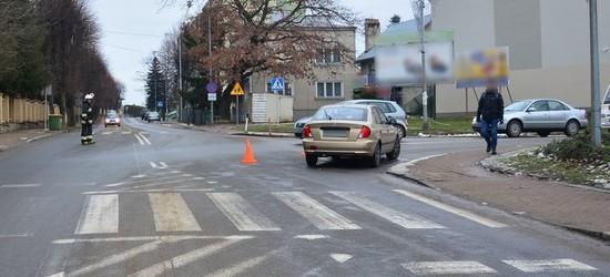 PODKARPACIE: 15-latek potrącony na przejściu dla pieszych (ZDJĘCIA)