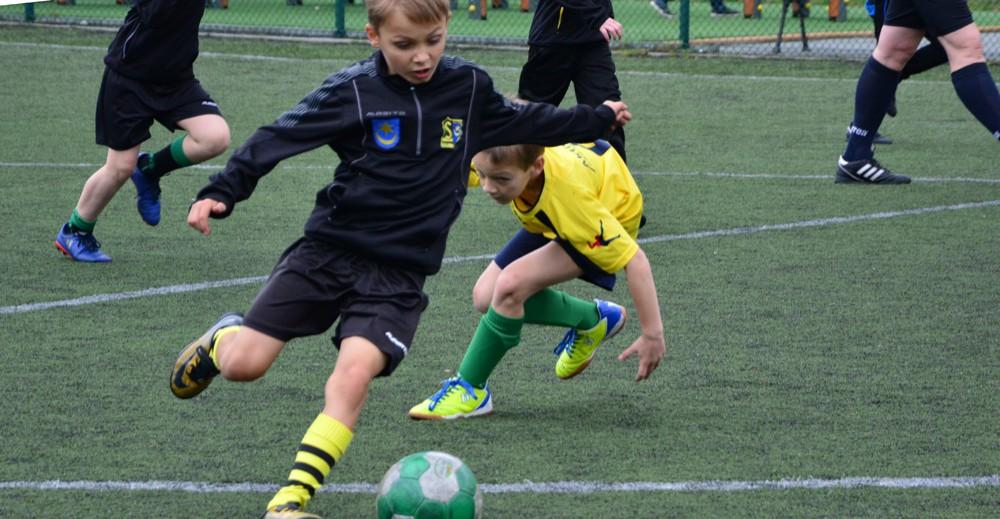 Piłkarski festiwal w Gminie Rymanów i Zarszyn (ZDJĘCIA)