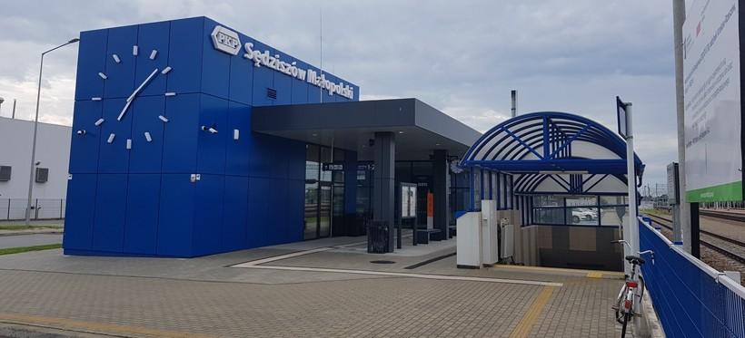 PODKARPACIE. Otwarto nowoczesny, proekologiczny dworzec PKP (ZDJĘCIA)