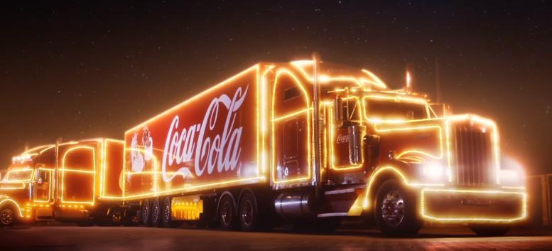 Świąteczna ciężarówka Coca-Coli zawita do Rzeszowa!