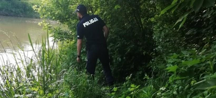 REGION: Z rzeki Mleczka wyłowiono ciało zaginionego mieszkańca Przeworska!