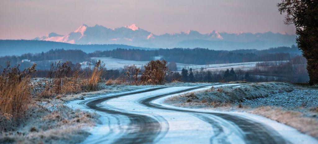 PODKARPACIE. Tatry o poranku w zimowej scenerii! (ZDJĘCIA)