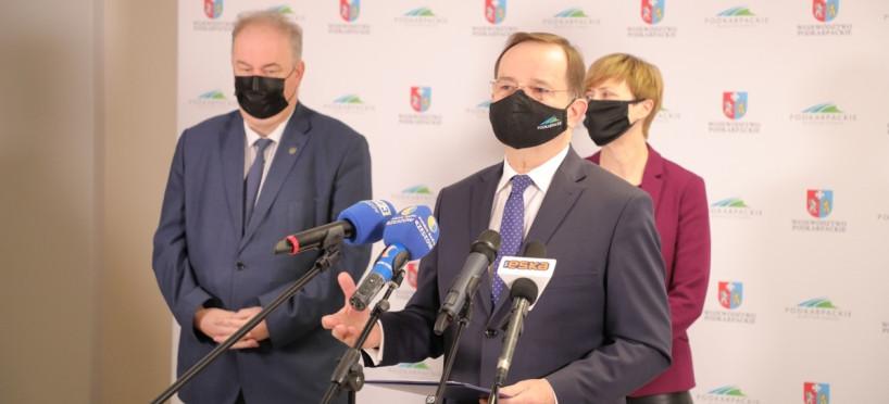 Szereg uchybień w Szpitalu Wojewódzkim nr 1 w Rzeszowie (VIDEO)