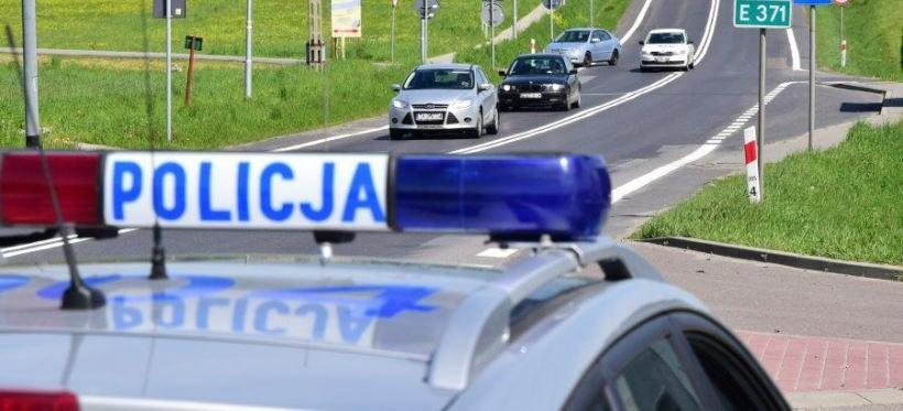 Majówka na drogach regionu. Wzmożone kontrole policji