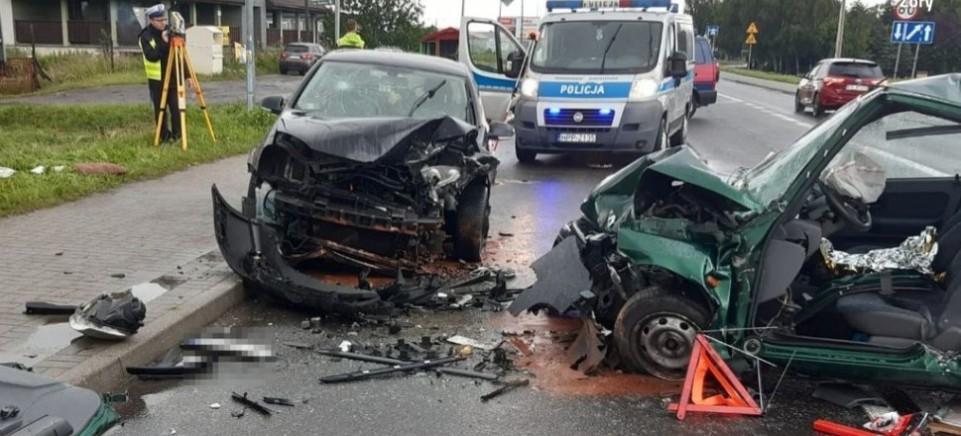 Wypadek w Żorach. 5-letnia dziewczynka w ciężkim stanie (Zdjęcia)