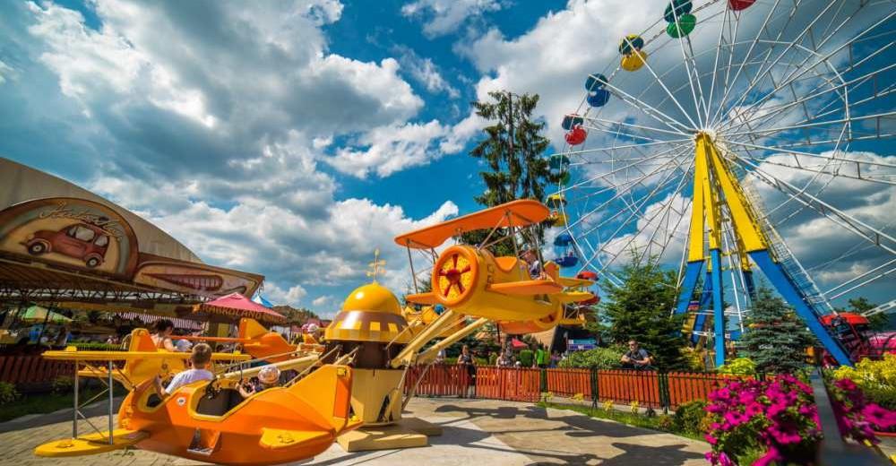 Najlepsza zabawa dla najmłodszych i rodziców. Rabkoland zaprasza!
