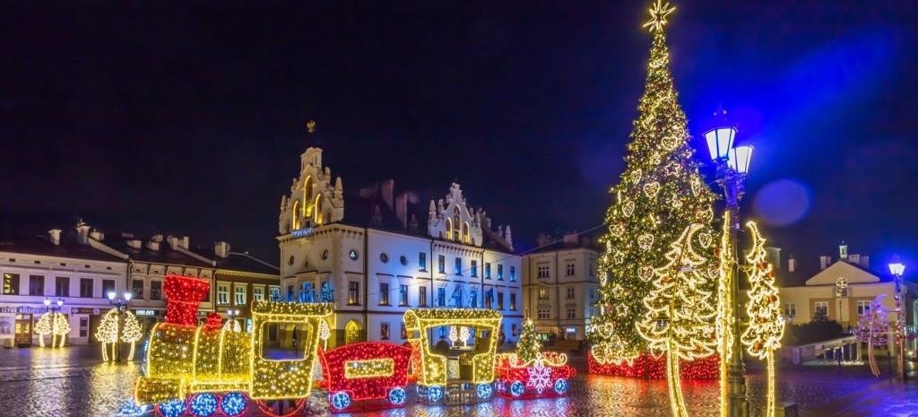 Świąteczny Rynek w Rzeszowie! (ZDJĘCIA)