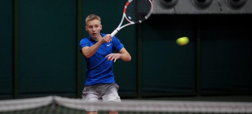 17-letni rzeszowianin najlepszy w turnieju Polskiej Ligi Tenisa! (FOTO, WIDEO)