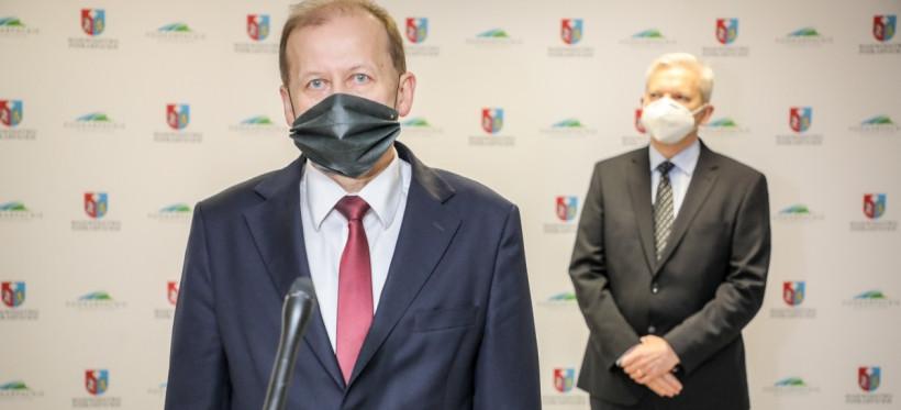 Dyrektor KSW nr 1 w Rzeszowie odwołany ze stanowiska (WIDEO)