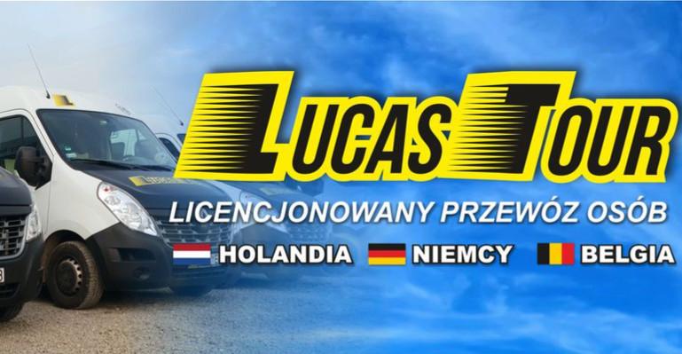 LUCAS TOUR – przewóz osób Holandia, Niemcy, Belgia