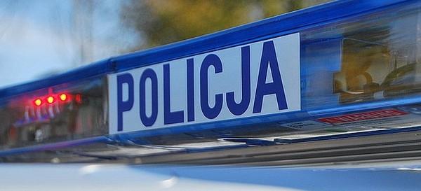 Zderzenie 5 samochodów w Rymanowie