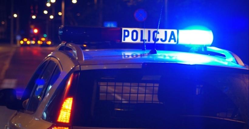 STRZYŻÓW. Policjanci eskortowali rodzącą kobietę do rzeszowskiego szpitala!