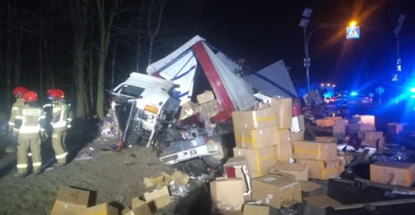 Tragedia na Mazowszu! Nie żyje 23-latek z Podkarpacia