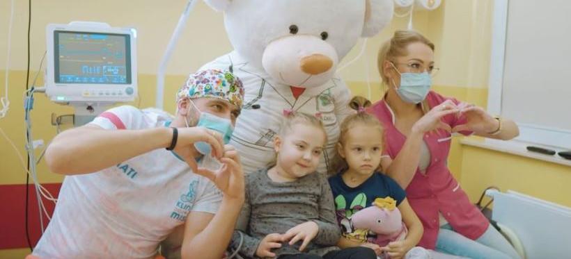 Pomoc dla dzieci z onkohematologii! Rzeszowscy ratownicy z nowym klipem (WIDEO)