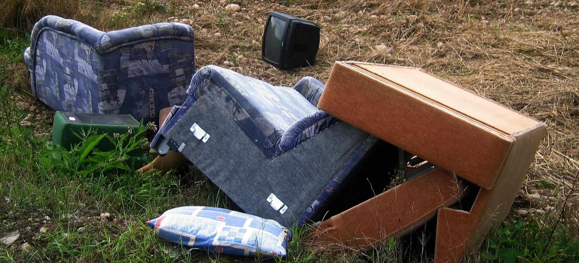 BRZOZÓW: Zbiórka odpadów wielkogabarytowych. SPRAWDŹ TERMINY