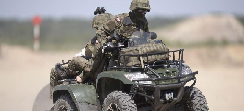 Podkarpaccy terytorialsi wracają do szkoleń w pododdziałach