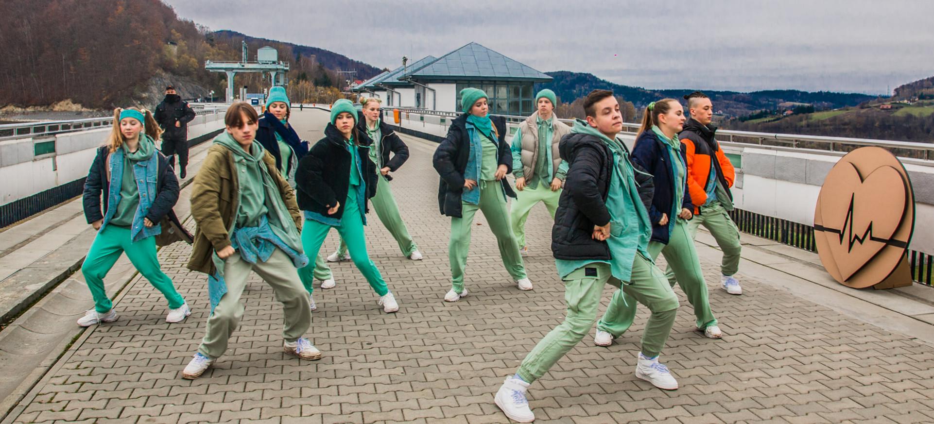 Na zaporze w Solinie nagrywano klip do Eurowizji Junior! (ZDJĘCIA)