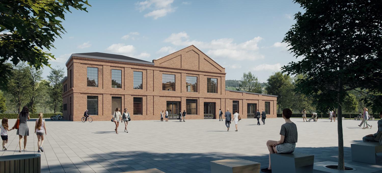 Dawna rafineria Fanto stanie się Bieszczadzkim Centrum Dziedzictwa i Turystyki