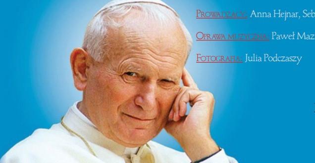 Koncert z okazji 100. rocznicy urodzin Jana Pawła II