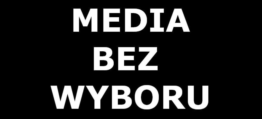 """Strajk ogólnopolskich mediów! """"Tu powinien być Twój ulubiony program"""""""
