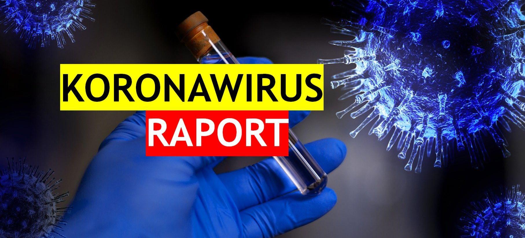 KORONAWIRUS. Wzrost zakażeń w kraju, spadek na Podkarpaciu