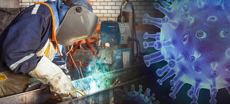 SANOK: Obawy pracowników dużych fabryk. Firmy wprowadzają środki ostrożności