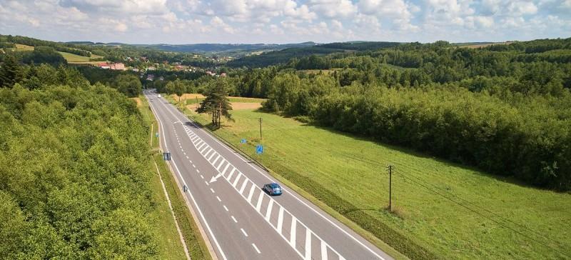 Droga Sanok-Zagórz do kapitalnego remontu! Znamy wykonawcę (FOTO)