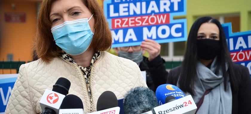 Ewa Leniart: Liczba publicznych żłobków w Rzeszowie musi wzrosnąć (VIDEO, ZDJĘCIA)