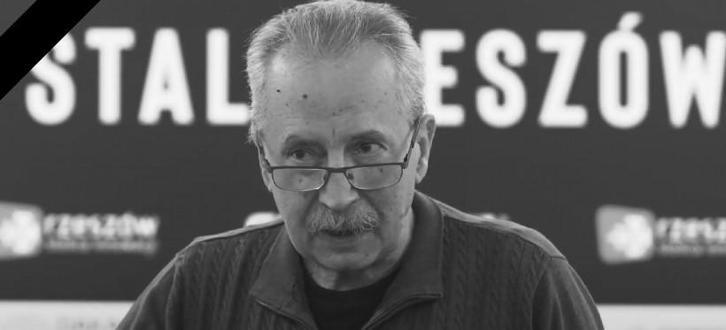 Zmarł Tadeusz Huciński. Współpracował ze Stalą Rzeszów, był trenerem reprezentacji w koszykówce