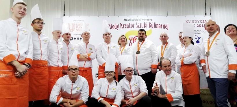 Rzeszowska uczennica z ogólnopolskim tytułem Młodego Kreatora Sztuki Kulinarnej!