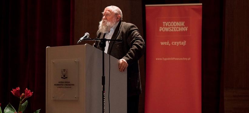 RZESZÓW. Profesor Bralczyk opowie o prawdzie w języku