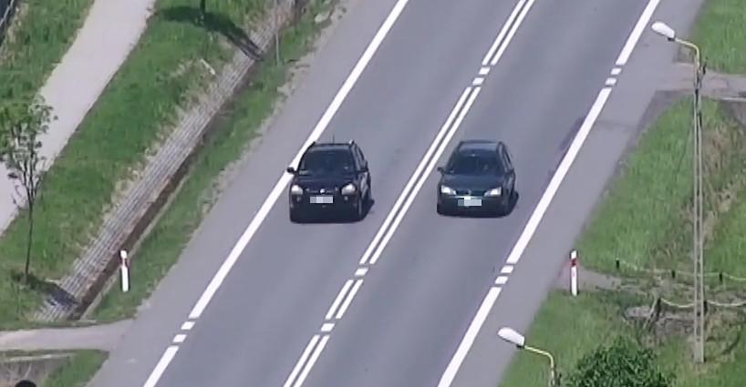 Policyjny dron w akcji! (VIDEO)