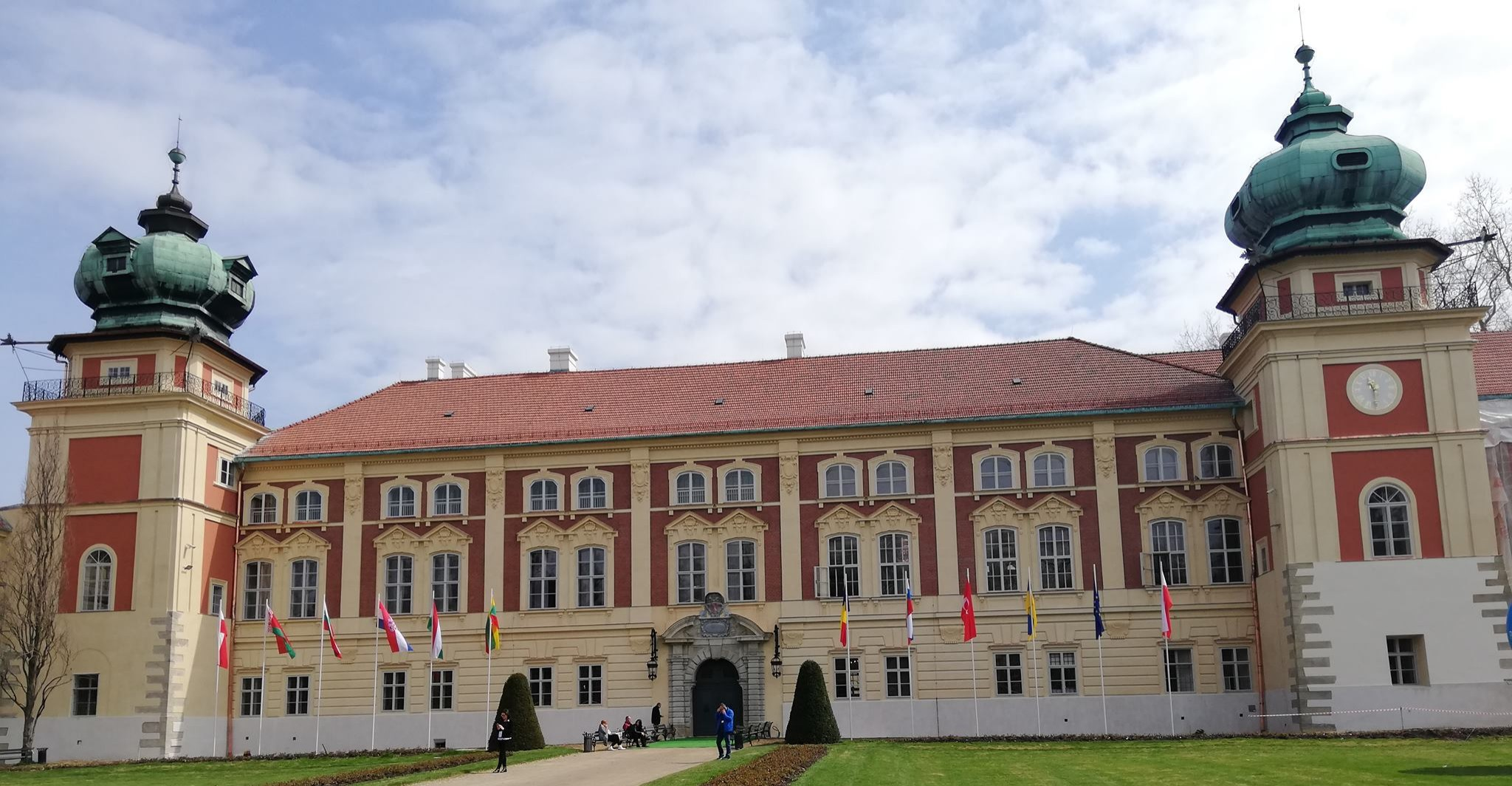 Muzeum – Zamek w Łańcucie z kolejnym projektem