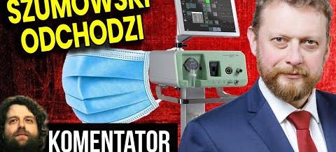 Dlaczego Łukasz Szumowski rezygnuje z bycia Ministrem Zdrowia?