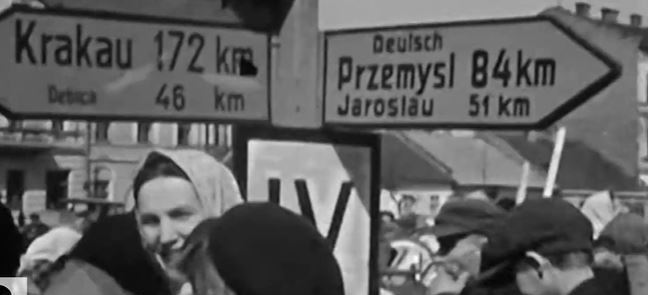 Rzeszów z okresu okupacji niemieckiej. Unikatowy materiał! (WIDEO)