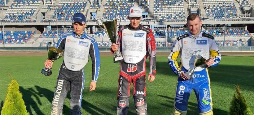 ŻUŻEL: Wiktor Lampart najlepszy w Turnieju o Puchar Prezydenta Rzeszowa