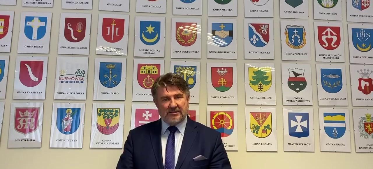 JASŁO / BRUKSELA Europoseł Bogdan Rzońca odpowiada europoseł Elżbiecie Łukacijewskiej (VIDEO)