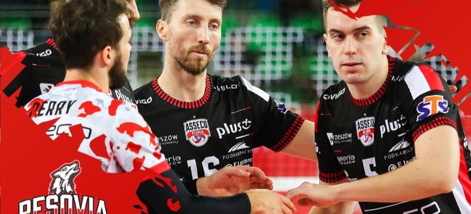 Mistrzowie Polski nie dali szans rzeszowianom. Asseco Resovia przedostatnia w lidze