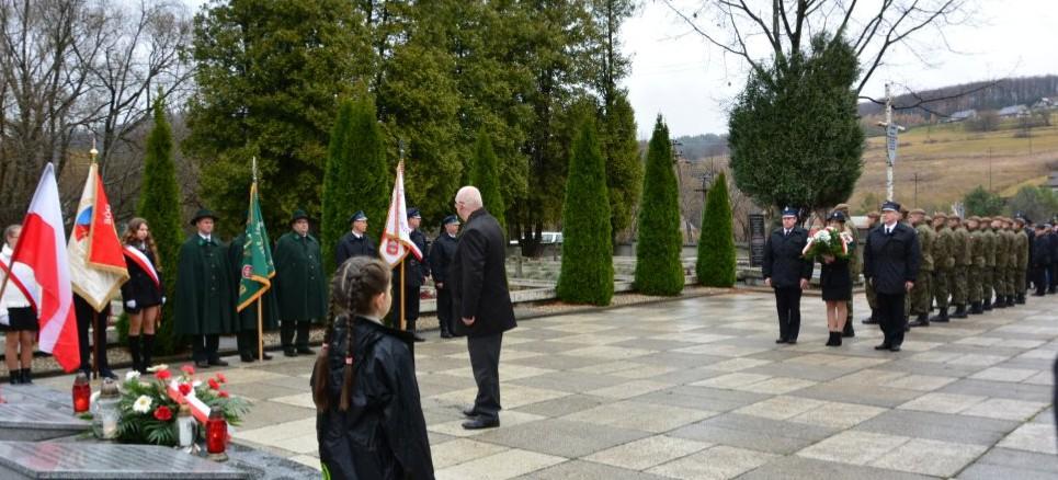 Terytorialsi uczcili 101. rocznicę odzyskania przez Polskę Niepodległości