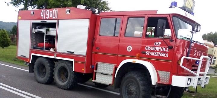 Strażacy otrzymali dofinansowanie na naprawę samochodu