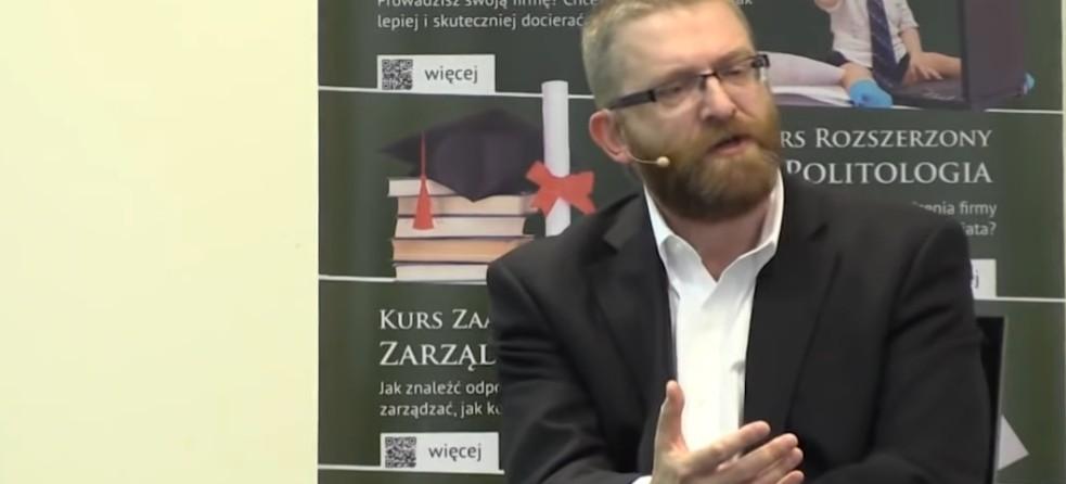 Grzegorz BRAUN – Korona Królestwa Polskiego. Materiał archiwalny z 25 maj 2016 (VIDEO)