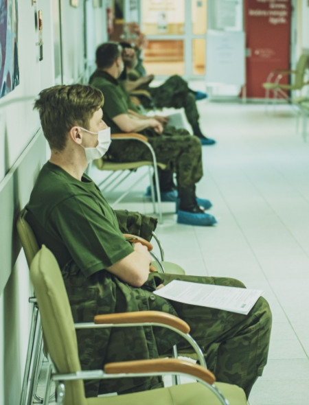 Terytorialsi mają pomoc we krwi (FOTO)