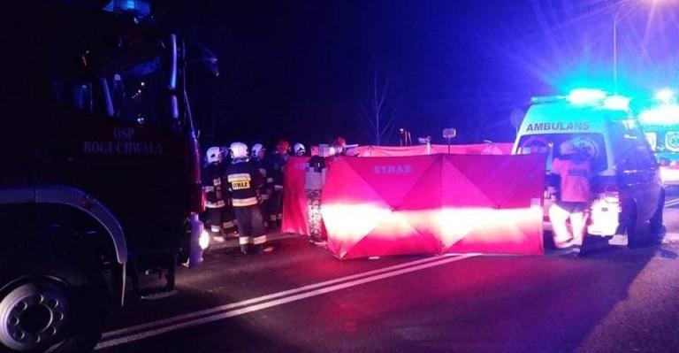 Tragiczny wypadek pod Rzeszowem! Nie żyje 30-latek